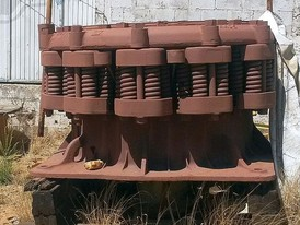 Symons 4 ft Short Head Cone Crusher