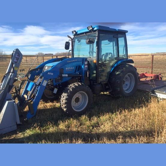 Landini Tractor Supplier Worldwide Used Landini 6544