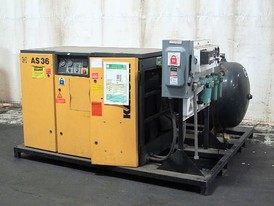 Kaeser AS36 Air Compressor
