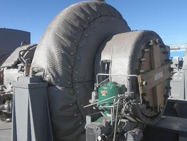 Dresser Roots 3000 hp Centrifugal Compressor