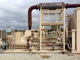 Caterpillar 2250 kW Natural Gas Generator