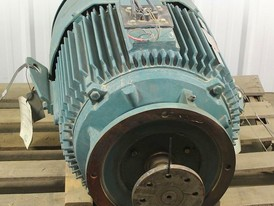 Baldor Reliance100 hp Electric Motor