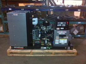 Generac 25 kW Natural Gas Generator
