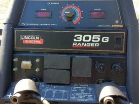 Lincoln Electric 305G Ranger Engine Drive Welder