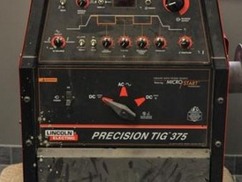 Lincoln Electric Precision TIG 375 Welder