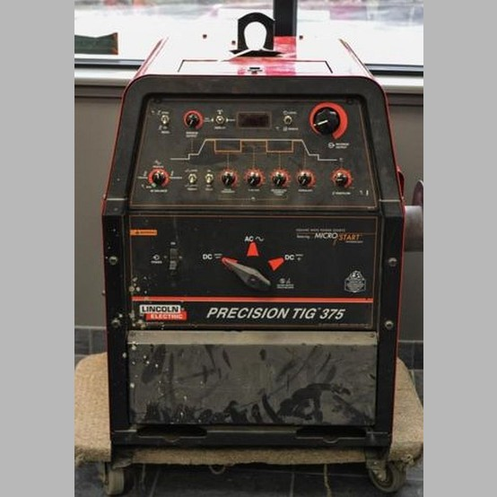 Lincoln Welders For Sale >> Used Lincoln Precision TIG 375 Welder For Sale | Lincoln ...
