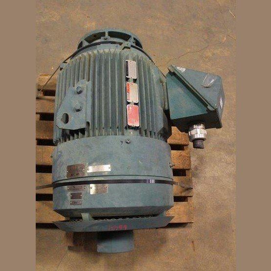 Used Super E 150 Hp 575v Electric Motor For Sale Baldor