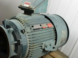 Baldor Reliance Super-E  ECP/XEX 150 hp Electric Motor