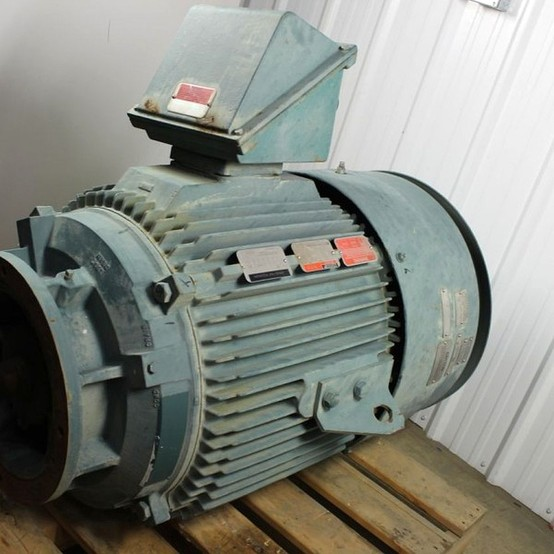 Used Super E Ecp Xex 150 Hp 575v Electric Motor For Sale