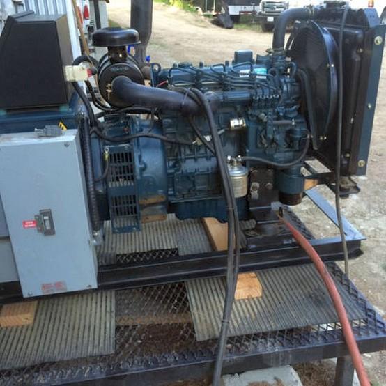 Kubota Diesel Generator Supplier Worldwide | Used 12 kW Diesel