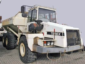 Terex TA30 Articulated Rock Truck