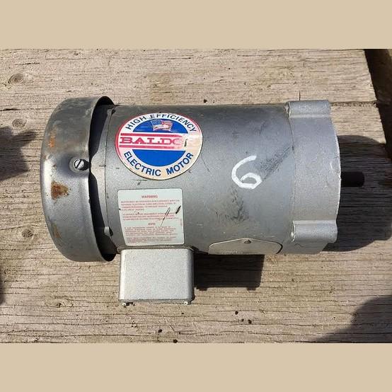 Baldor electric motor supplier worldwide used 1 hp 460v for Baldor electric motors for sale