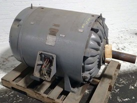 Reliance 100 hp Electric Motor