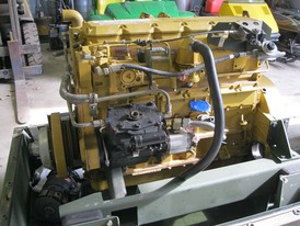Caterpillar 3116 Diesel Engine