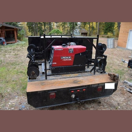 Military Vehicles For Sale Canada >> Used Ford F450 Welding Truck For Sale | Portable Welding Truck Supplier Worldwide