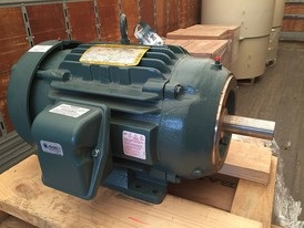 Baldor 15 hp Electric Motor