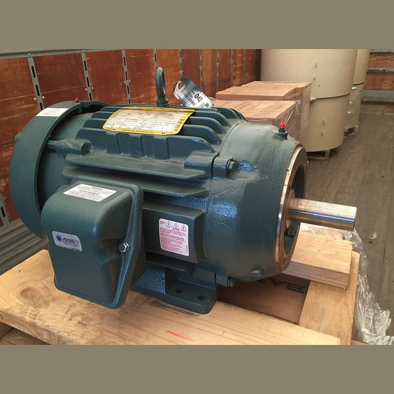 Baldor electric motor supplier worldwide used 15 hp 575v for Baldor electric motors for sale