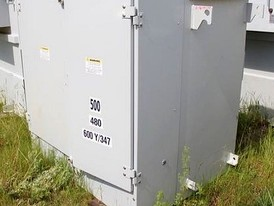 Moloney Electric 500 kVA Transformer