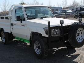 Toyota HZJ79 8 Man Carrier