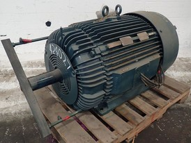 Bird 150 hp Electric Motor