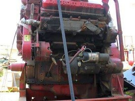 Clarke Detroit Diesel-Allison Engine