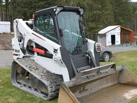 Bobcat T650 Skid Steer