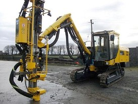 Atlas Copco ROC D7-11 Track Mounted Crawler Drill