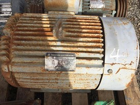 Mitsubishi 50 hp Induction Motor