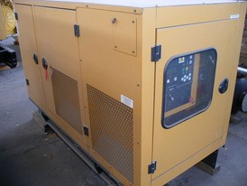 Ford 35 kW Natural Gas Generator