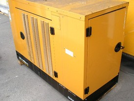 General Motors 25 kW Natural Gas Generator