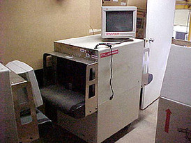 Dynavision X-Ray Machine
