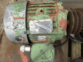 US Electric 3 hp Electric Motor