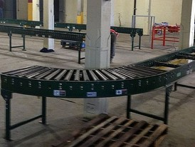 Line Shaft Box Conveyor