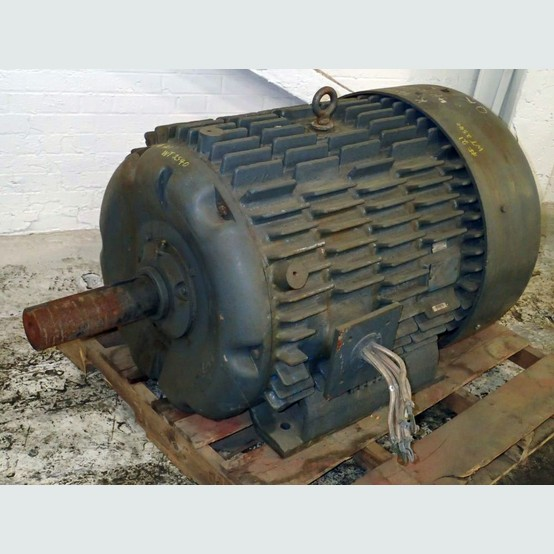 Reliance electric motor supplier worldwide used 150 hp for Surplus electric motors for sale