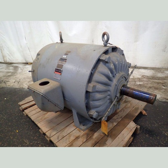 Reliance electric motor supplier worldwide used 125 hp for Used electric motors for sale