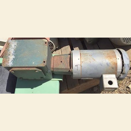 Used grove gear reducer package for sale baldor electric for Baldor electric motors for sale