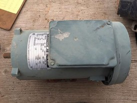 Reliance 1/2 hp Electric Motor