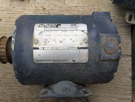 Reliance 3/4 hp Electric Motor