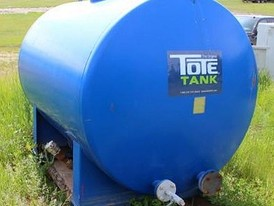 Tote 1,100 Gallon Steel Fuel Tank