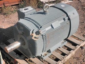 Hyundai 200 hp Electric Motor