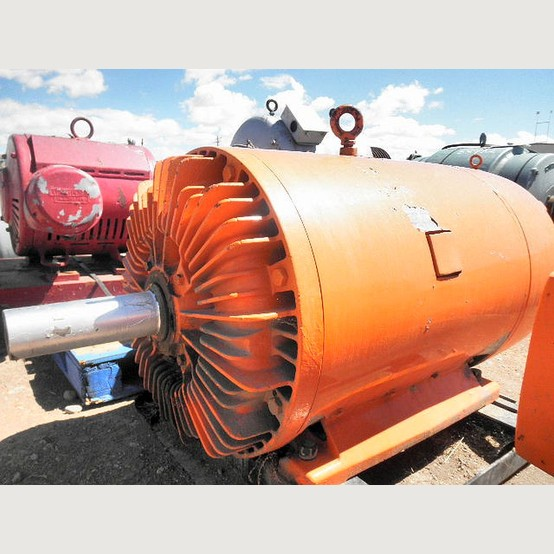 Us electric motor supplier worldwide used 250 hp 460v for Electric motors for sale used