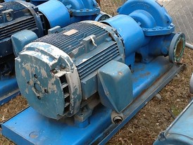New and Used Split Case Pumps For Sale | Split Case Pump