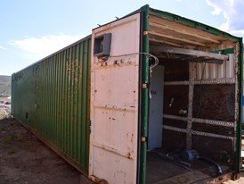 8 ft x 49 ft Sea Container