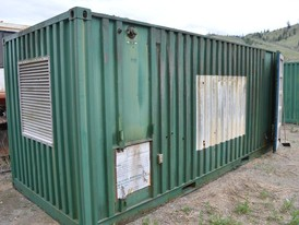 20 ft Sea Container