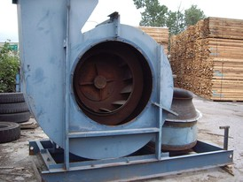 Twin City 490 Centrifugal Blower