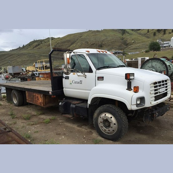 2002 GMC C6500 Fuel/Booster Truck for Sale in Canada, USA, & Mexico