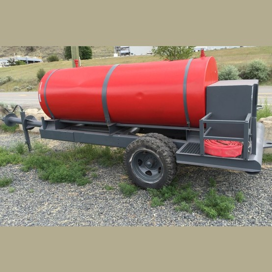 Used Portable Fire Fighting Tank For Sale | Used Portable
