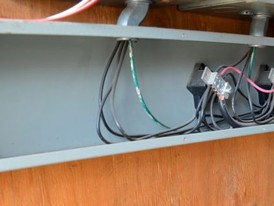 100 Amp Splitter Box Trough