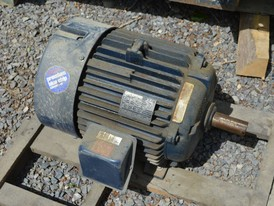 Marathon 15 hp Electric Motor