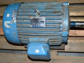 Teco 5 hp Electric Motor